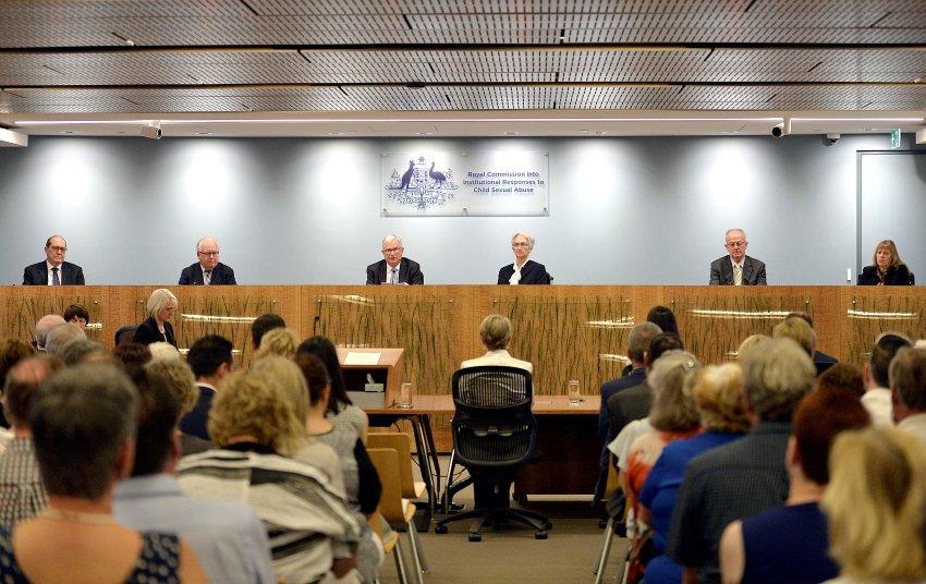 Australien: Kommission zu Kindesmissbrauch spricht von 'nationaler Tragödie' https://t.co/jWd79ffYZA