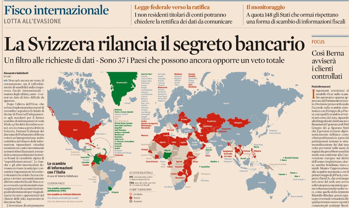 Articolo da collezione e infografica da ritagliare e affiggere oggi #14dicembre su #Fisco ed #evasionefiscale @sole24ore