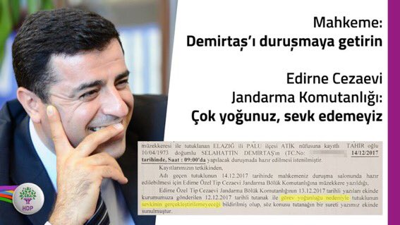 RT @OzgurrGundem: #Demirtaş