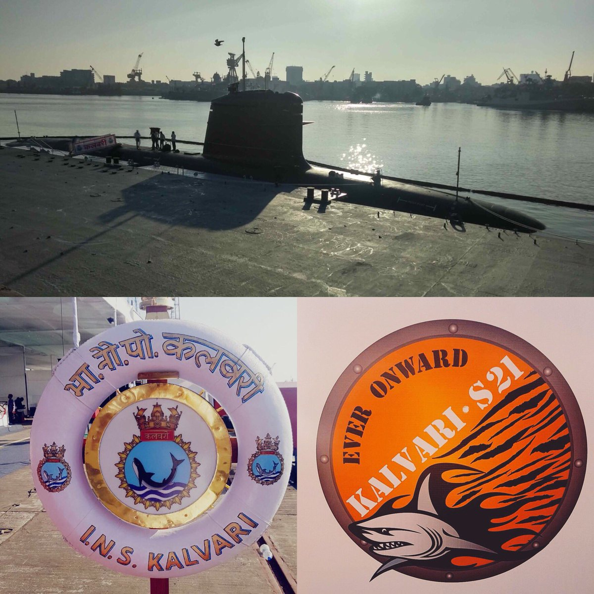 Indian Navy and Naval Aicraft: News - Page 10 DQ_zZosVoAAgwqC