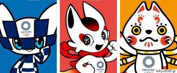 2020 도쿄 올림픽 마스코트 최종후보작 3개가 공개됐다 https://t.co/vmDFn0xXQ2