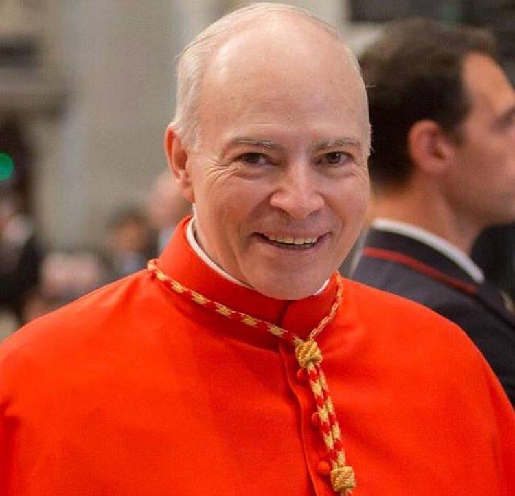 Papa Francisco sustituye al cardenal mexicano Norberto Rivera
