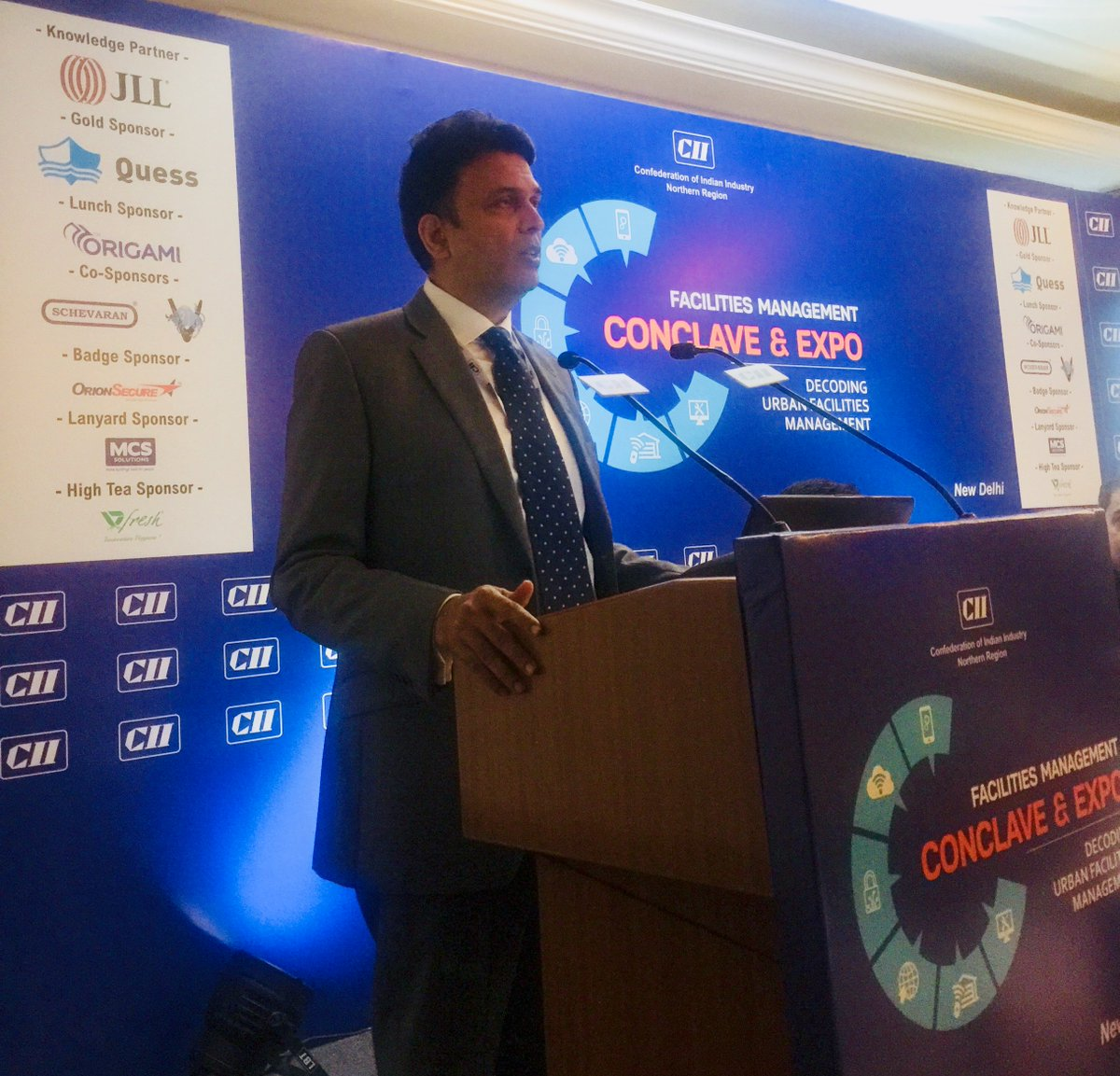 Amit Satpathy, CEO, Terrier Security Services (I) Pvt Ltd