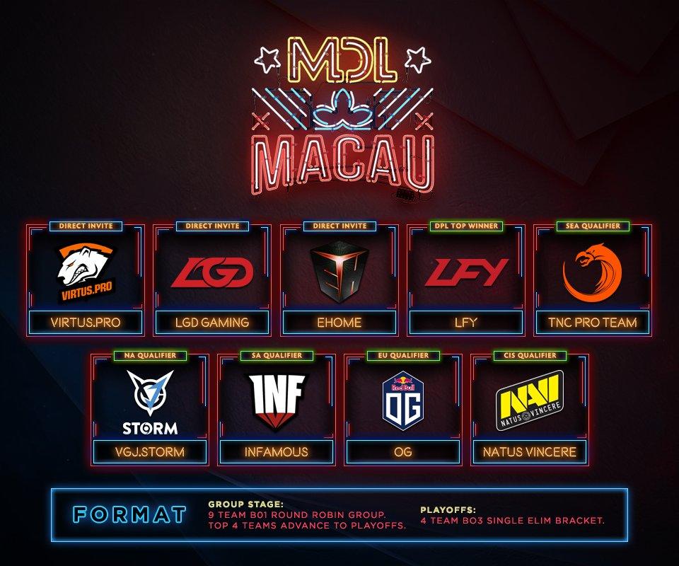 MDL Macau Minor in 24 hours. Always love...
