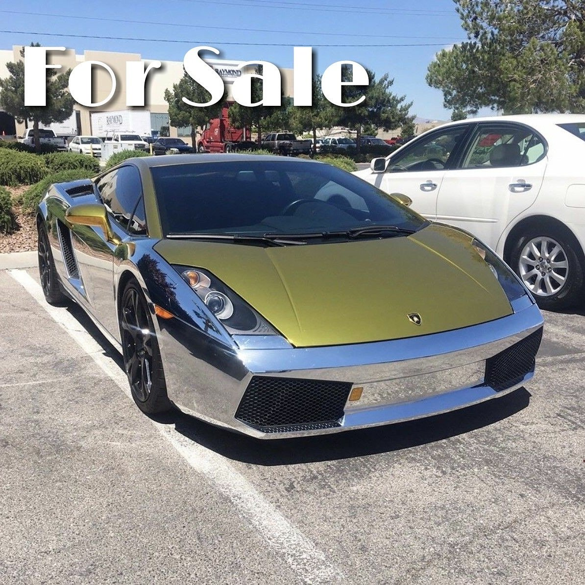 expensive sale probably golden is worlds million car this gold for most the lamborghini