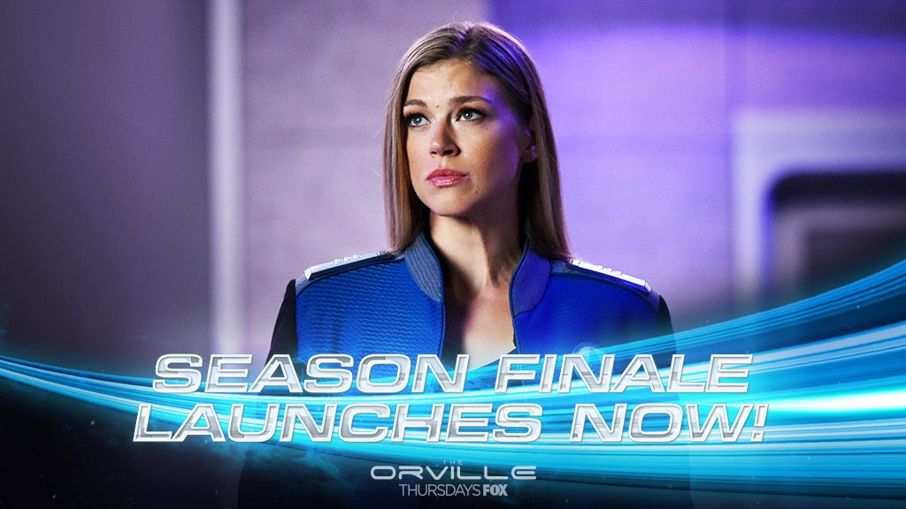 ALL SYSTEMS GO!!! 🚀 #TheOrville https://...