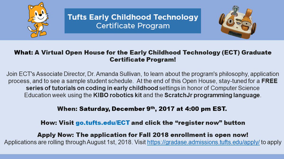 Tufts ect program tuftsect twitter 0 replies 2 retweets 9 likes xflitez Images