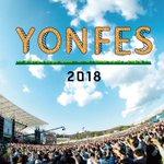 【出演者第1弾!明日解禁!】■2018/4/7(土) 8(日)『YON FES 2018』明日の18…