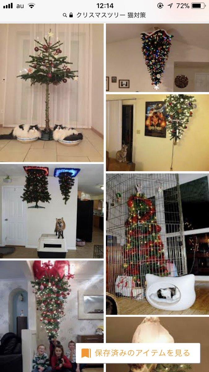 猫3匹プラス1歳5ヶ月男児の住まう我が家であるが、子が興味を持っているのでなんとかしてクリスマスツリーを飾りたい…と思って検索したら、皆えらい苦労してることだけはわかった。