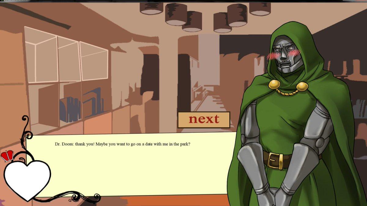 Doktor igre simulation dating