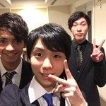 インカメ上手いんだよね笑おめでとう(^^) pic.twitter.com/UJKbPRzLV5