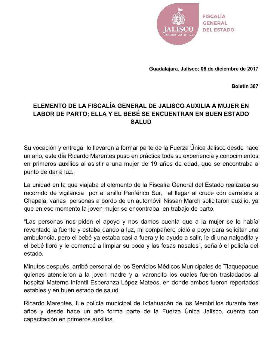 Fiscalía de Jalisco on Twitter: \