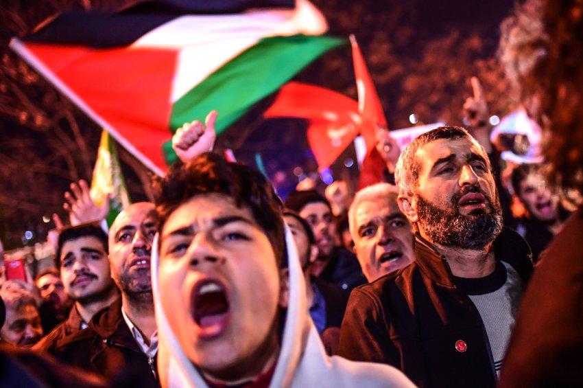 Nach Trumps Jerusalem-Entscheidung: Palästinenser rufen zu Generalstreik auf https://t.co/zfzz1UHWN0
