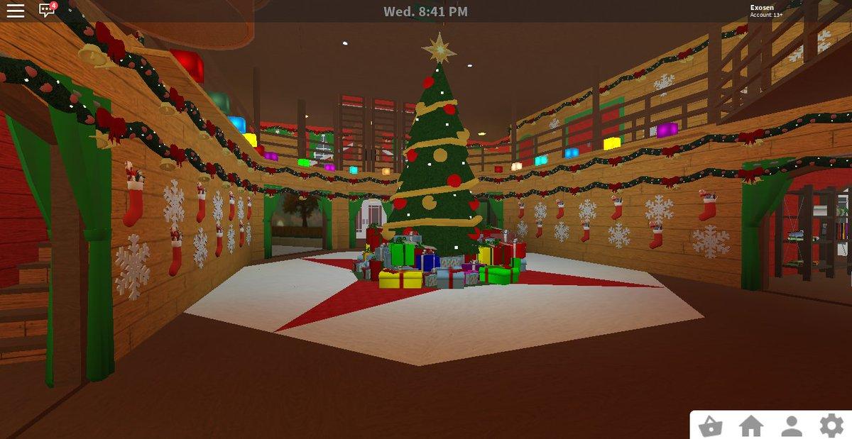 Christmas Roblox Id.Roblox Bloxburg Christmas Update 2018 How To Get 35 Robux