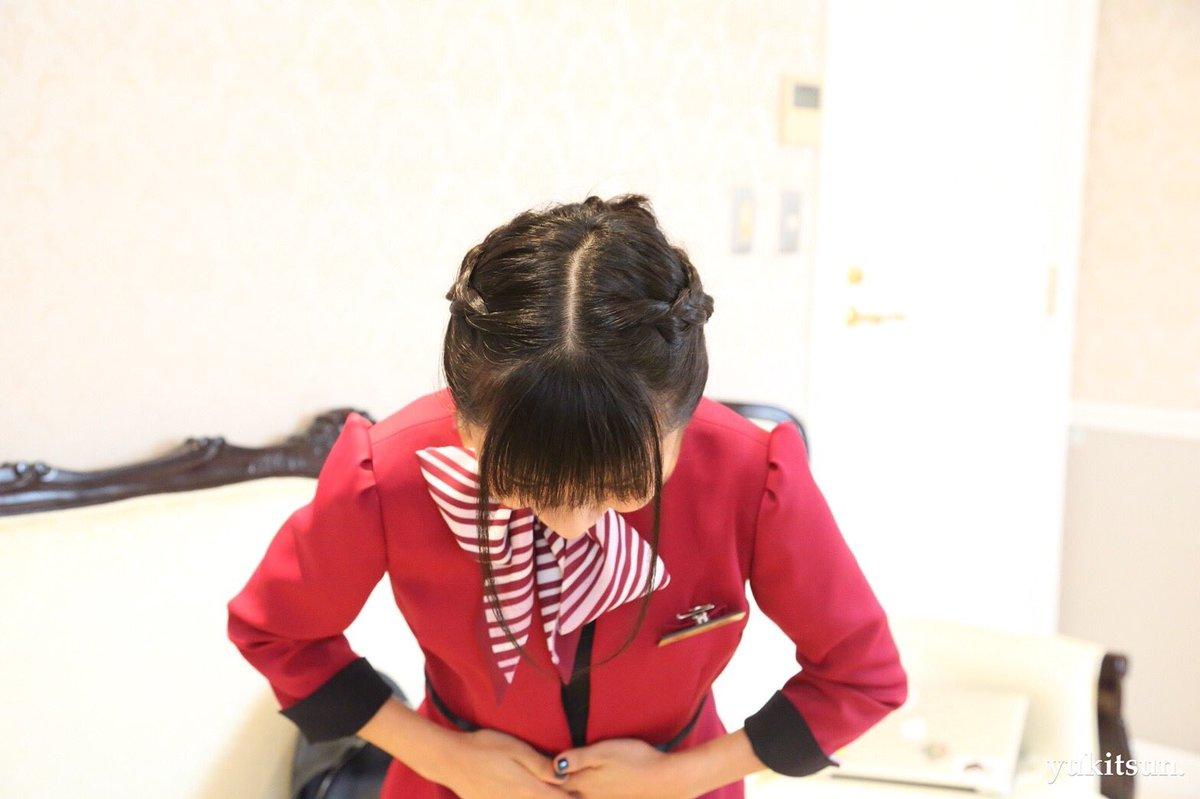 こんにちは🐈❤️  今日もチームN「目撃者」公演!! 梨奈ちゃんコールお願いします〜〜!  「ワロタ…