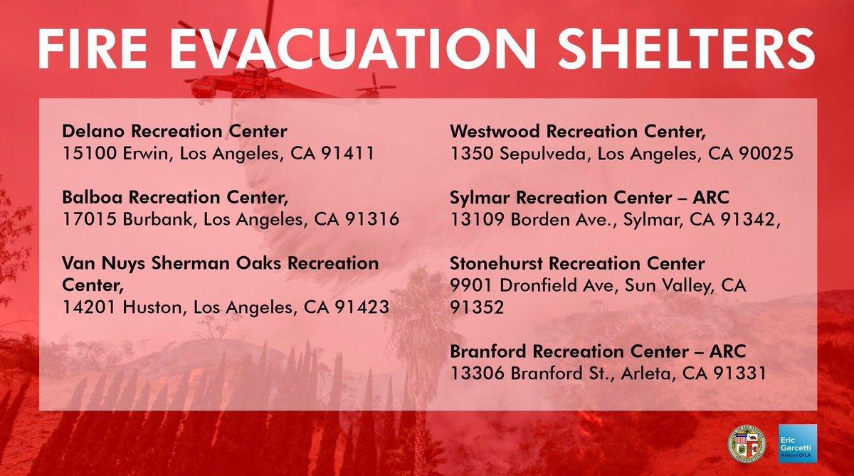 Emergency shelter info for #LosAngeles i...