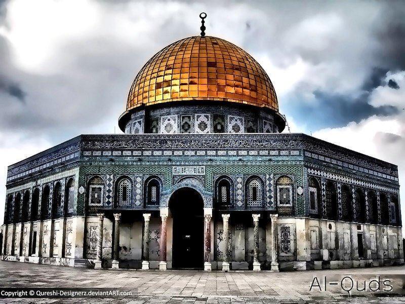 'يا ال إسرائيل لا يأخذكم الغرور، عقارب الساعةِ وإن توقفت لا بد أن تدور..'