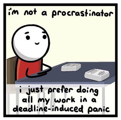 Shikha Chaudhary On Twitter 7 Reasons Why Procrastination Is Good Newblogup Blogged Procrastination Lifestyle Fun Https T Co Afl92orjj3