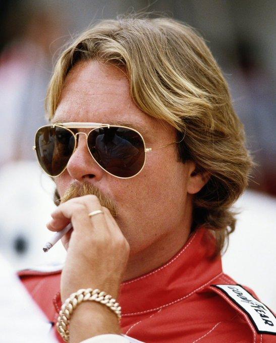69th Birthday to 1982 World Champion, Keke Rosberg