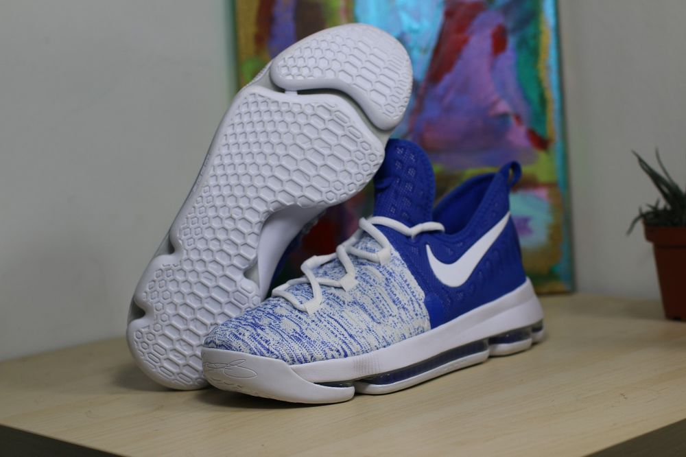 size 40 b7af9 ac4d7 Nike Zoom KD 9 Basketball Shoes 855908 411 Game Royal Blue Kids Youth Size  7Y http   dlvr.it Q4n9kg pic.twitter.com TYd4MD5LJA