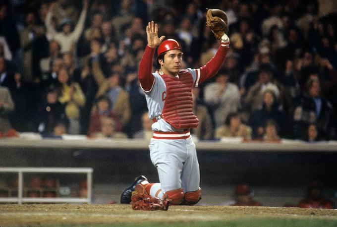 Happy Birthday to Johnny Bench who turns 70 today!