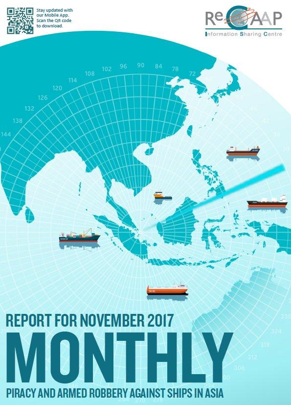 ReCAAP ISC November Report 2017