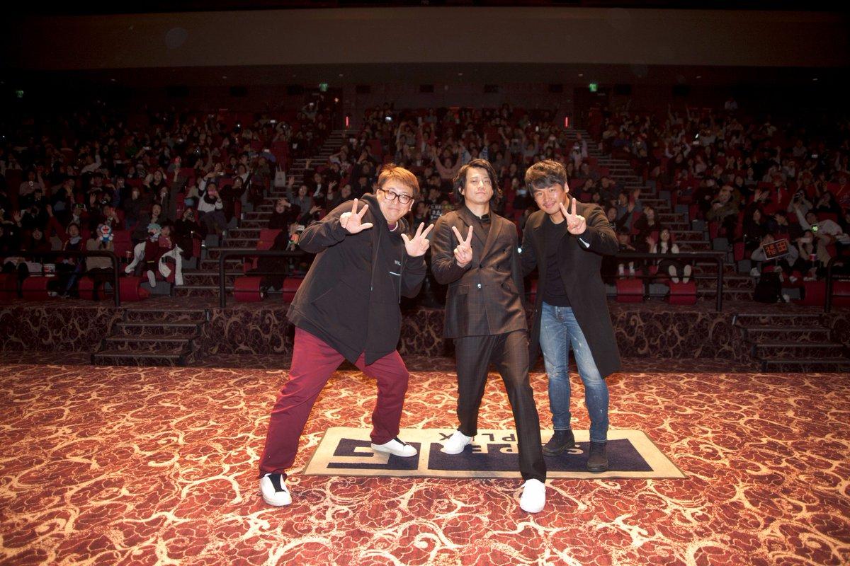 ✨『銀魂』が韓国104館176スクリーンで公開😆 本日より初日を迎える韓国公開を記念して、#福田雄一…