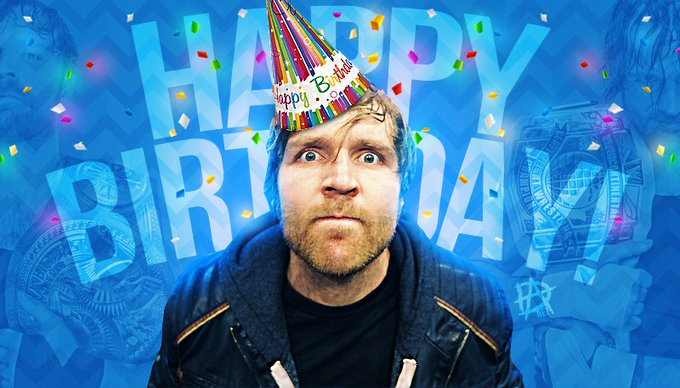 Happy Birthday Dean! - Leave your Messages: