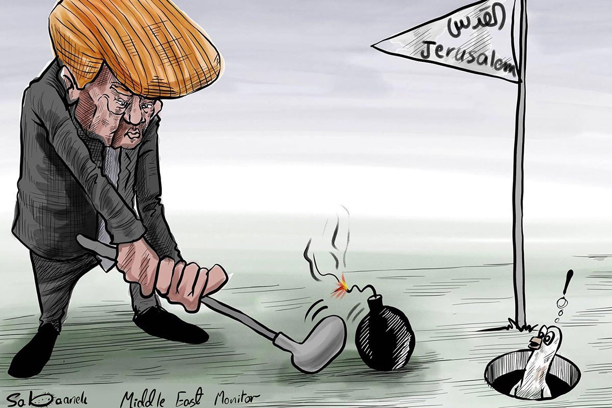 ХАМАС призвал Палестину восстать против Израиля