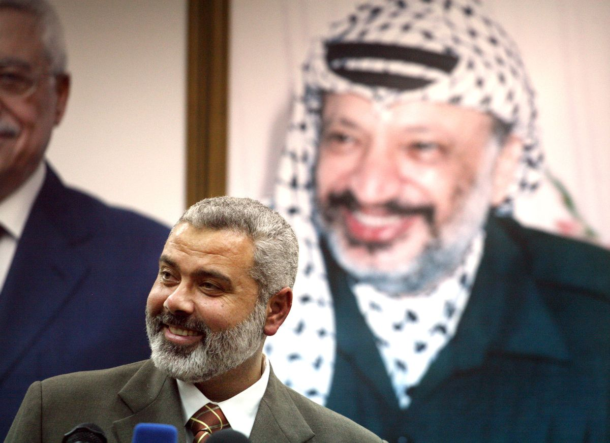 Hamas leader Haniyeh calls for a new intifada against Israel over Jerusalem https://t.co/f0yePQK0wD