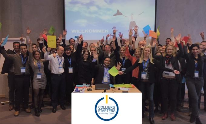 Willkommen den 38 neuen Kolleginnen & Kollegen bei Colliers in Deutschland! Bei den Startertagen in #Muenchen kam der Spaß neben interessanten Workshops aber nicht zu kurz. #karriere  t.co/RwRfh2SDIR