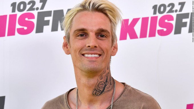 Happy 30th Birthday to Aaron Carter !!