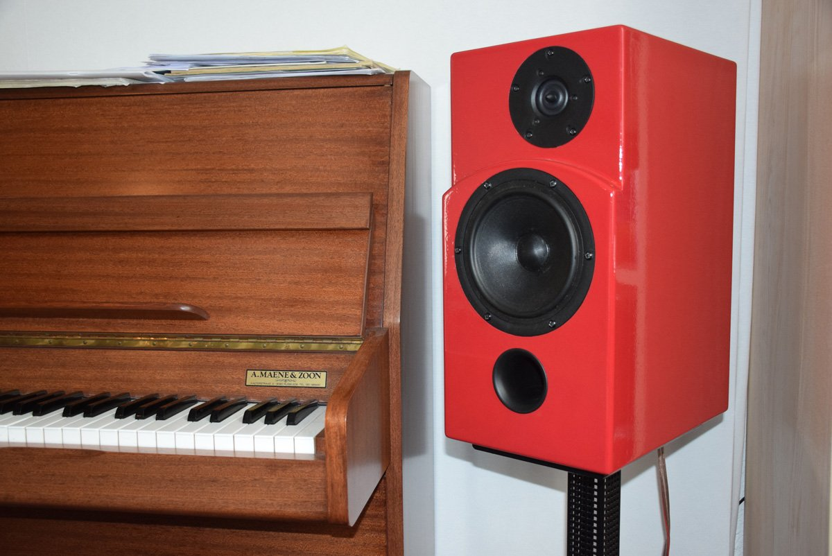 Frank Hasselriis On Twitter Scanspeak Discovery 18 Built By Rik Wwwhomemadeelectronicscom Troels Gravesen Https Tco Bq7gssnpp4 Troelsgravesen Diy Diyaudio Loudspeakers Homemade Red Mdj4ip9e6j