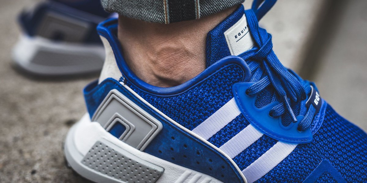 adidas eqt cushion adv royal blue