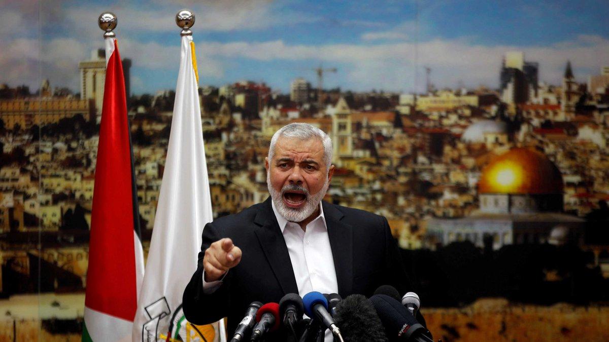Hamas calls for new uprising against #Israel over #Trump's shift on #Jerusalem