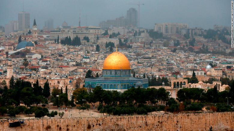 For Palestinians, President Trump's Jerusalem move is the end of the peace process | Analysis by @TimListerCNN https://t.co/hjHUaHCGS0