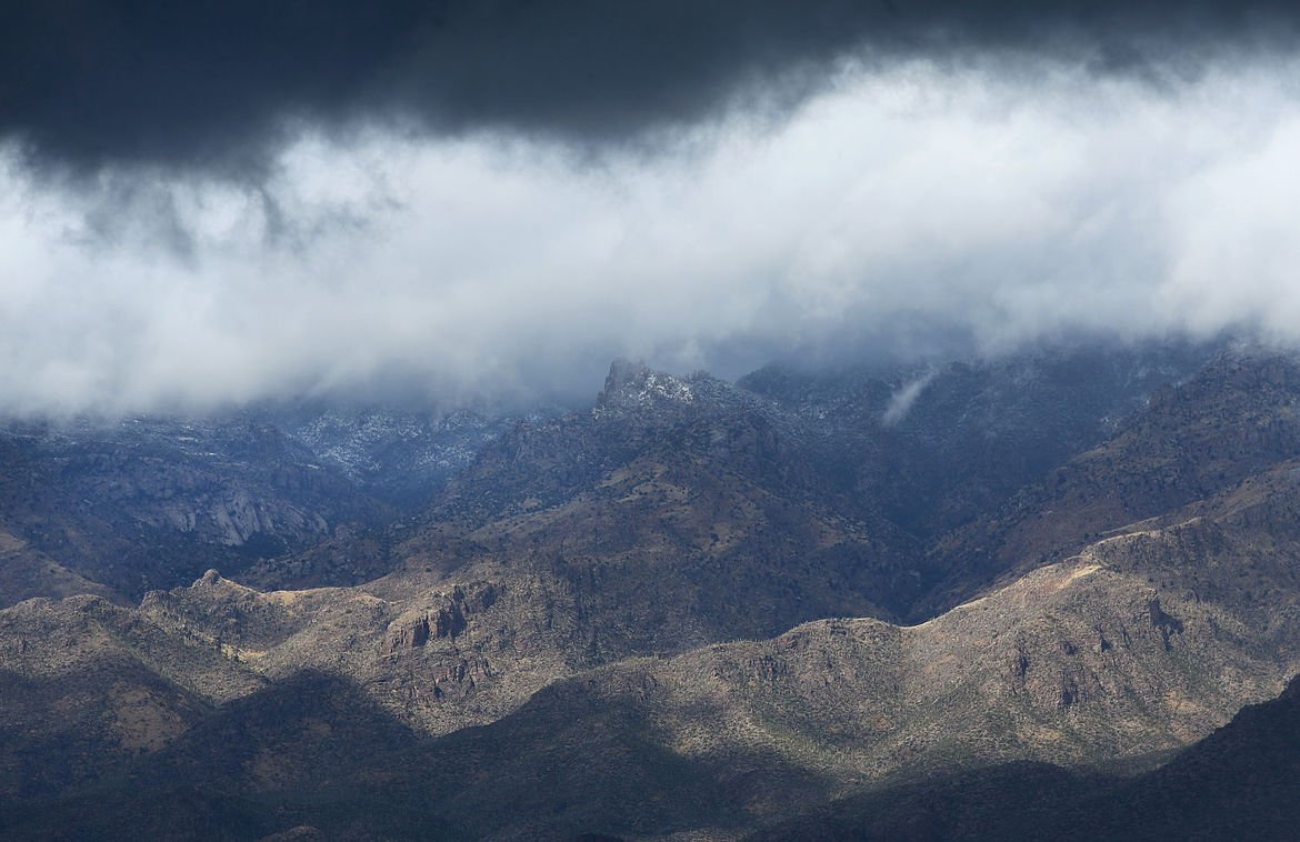 Tucson weather: Gusty winds and wintry temperatures https://t.co/hNLTy5LKG4