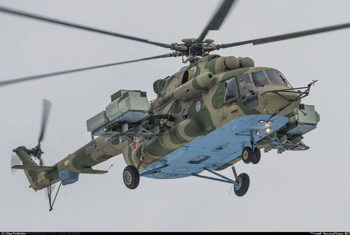 Mi-8/17, Μi-38, Mi-26: News - Page 9 DQc1qHYVQAIHGfz