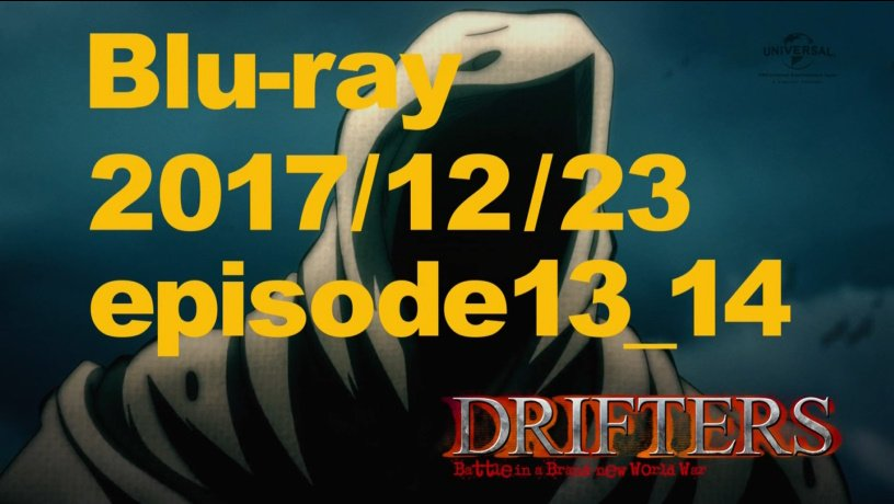 DRIFTERS #jb_anime #tokyomx https://t.co/9ilZpBiD8l