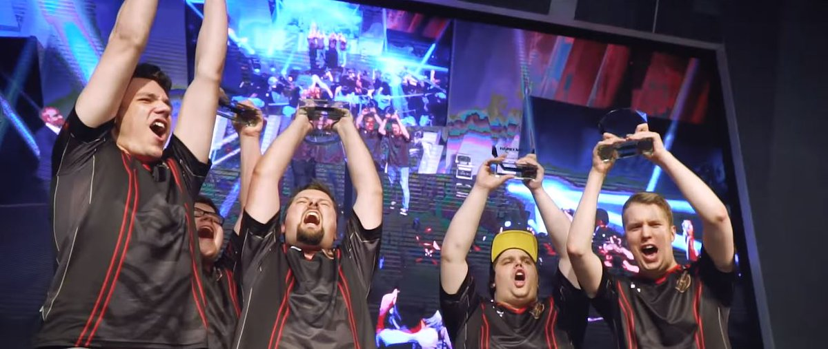 .@Ubisoft has provided an aftermovie for the Rainbow Six Pro League Season 3 finals, in which @ENCEesports won.   https://www. gamereactor.eu/esports/615243 /See+the+aftermovie+of+the+Rainbow+Six+Pro+League+S3+finals/  …   @R6ProLeague @Rainbow6Game #R6 #RainbowSixSiege #R6PL pic.twitter.com/a1McsjE9hU