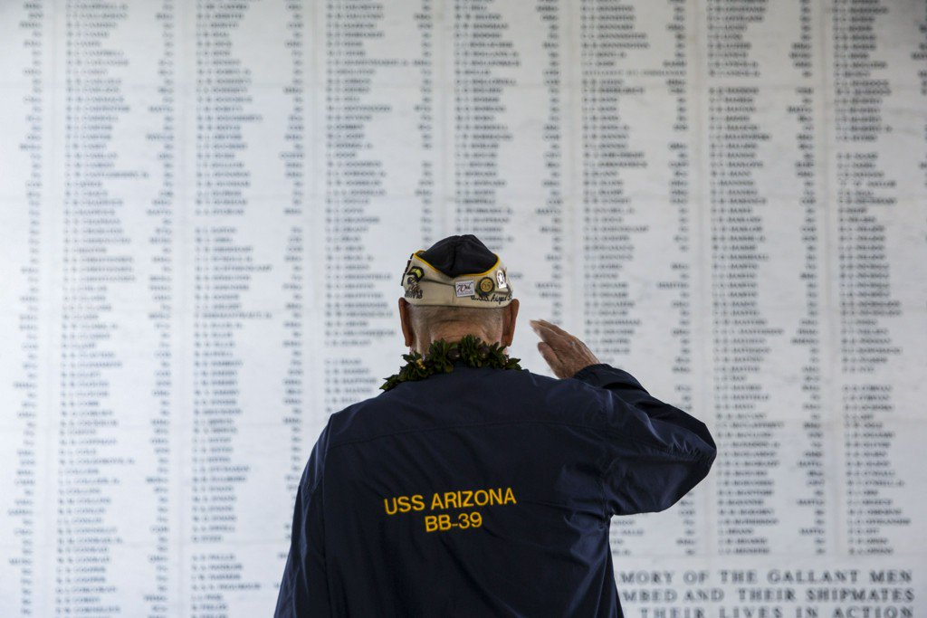 Pearl Harbor Remembrance Day 2017: What happened on that day 76 years ago? on9news.tv/2jn3r4b