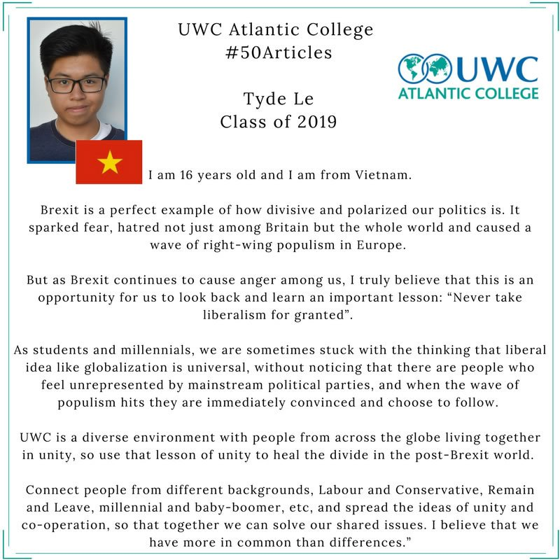 UWC Atlantic on Twitter: