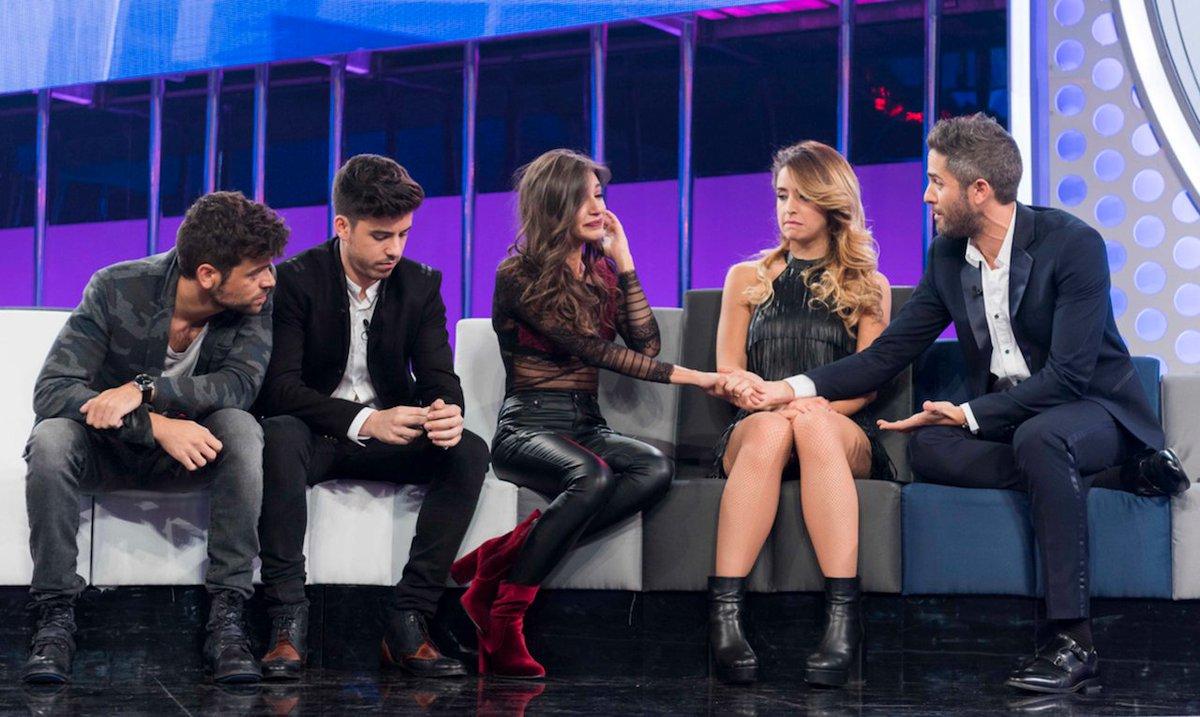 Todos los concursantes de Operación Triunfo abandonan tras saber que el ganador irá a Eurovisión https://t.co/FhNa9zZck4