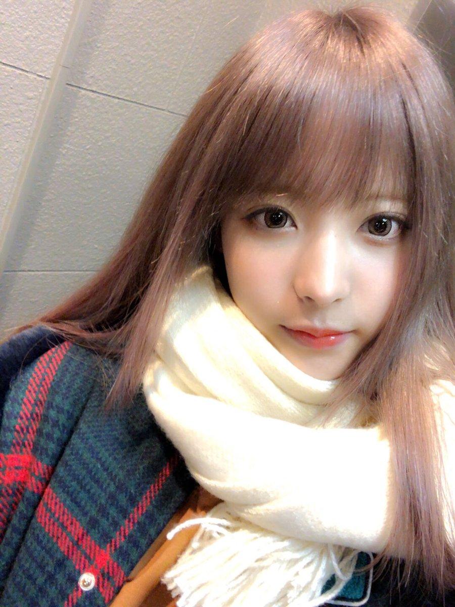 """明日から韓国なのでRISELさんへ(""""̮)🌟  カラーはいつものエクステの色に合わせてラベ…"""