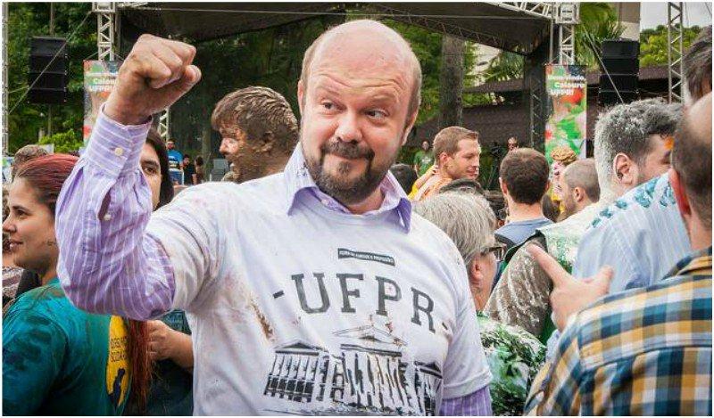 Reitor da UFPR denuncia um ano de ataques às universidades públicas brasileiras https://t.co/LAMbh1KAYj