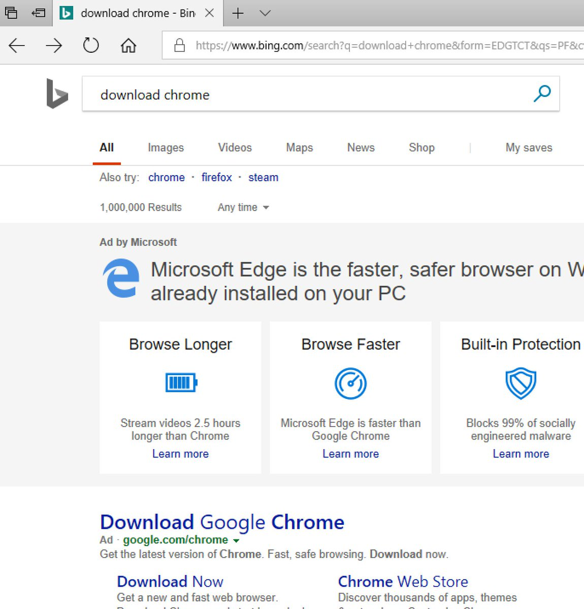 microsoft edge download for windows 7