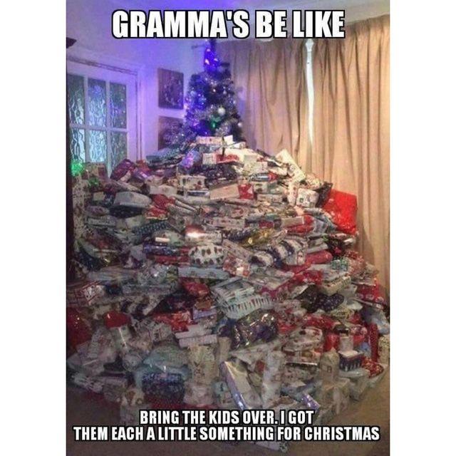 Grandma to be christmas gifts