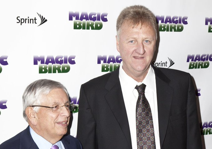 Happy birthday to the son of a widow Larry Bird: Strong Will