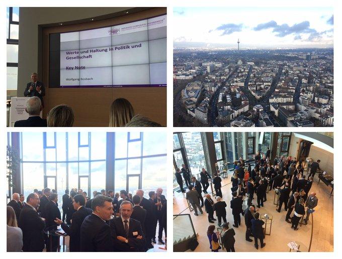 Die #ICG feierte 15-jähriges Jubiläum und unser Head of Office & Occupier Services war live dabei. Wolfang Bosbach & operativem Geschäft in seiner key note. #Berlin #RealEstate #responsibility  t.co/roVV3FNaRn