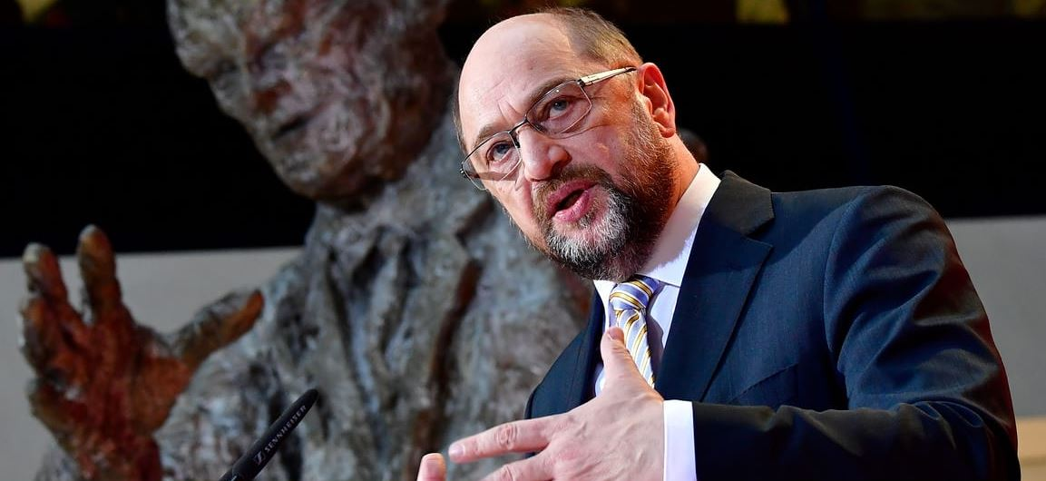 Schulz: Member States Must Accept United States of Europe Or Leave EU order-order.com/2017/12/07/sch…